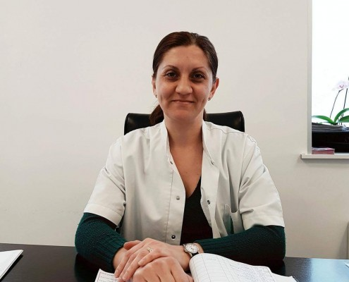 DR. SUSANU MIHAELA- medic specialist obstetrica ginecologie